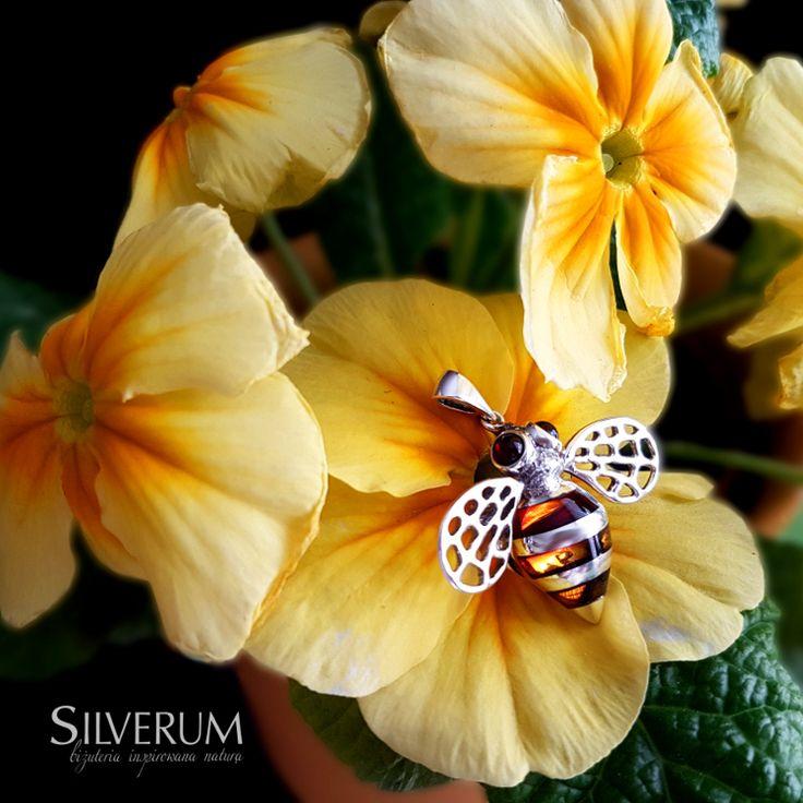 wzory z natury - www.silverum.com.pl - biżuteria srebrna