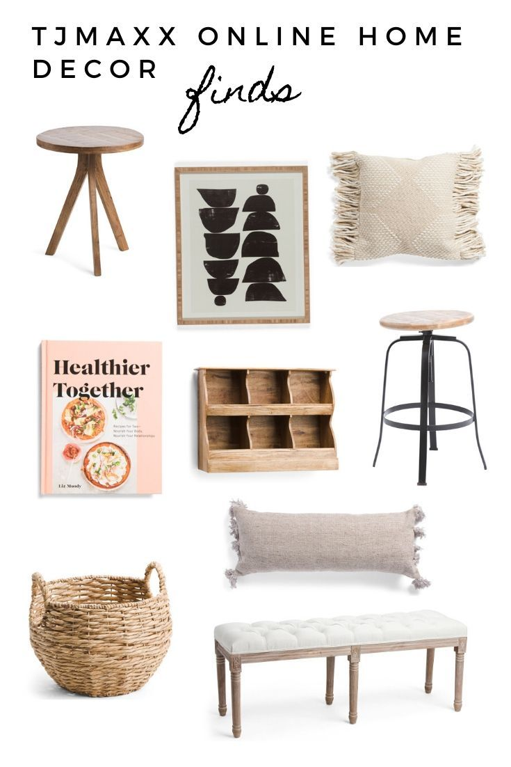 T J Ma Online Home Decor Finds In