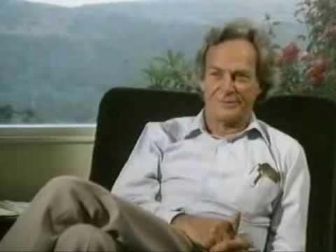 Ричард Фейнман: Ответы на простые вопросы