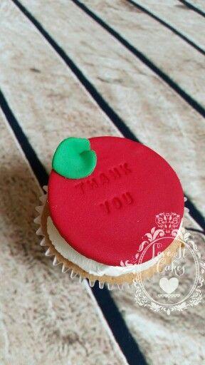 Teachers thank you cakes