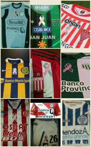Equipos de futbol argentinos se unen a dia mundial contra el cancer de mamas