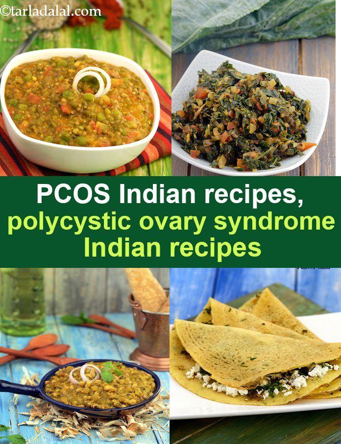 Pcos Indian Recipes Polycystic Ovary Syndrome Veg Recipes Pcos Diet Recipes Indian Food Recipes Pcos Recipes