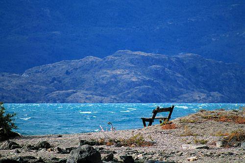 Puerto Guadal, Aysén, Chile.