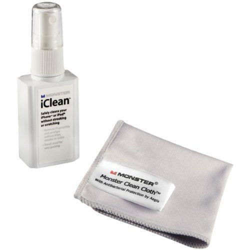 Monster Iclean Screeneen Cleaner - Case Pack 2 SKU-PAS392743 Allof theproductsshowcased throughoutare100%OriginalBrand Names. Please refer to the title for the exact description of the item. 100% SATISFACTION GUARANTEED.  #None #SingleDetailPageMisc
