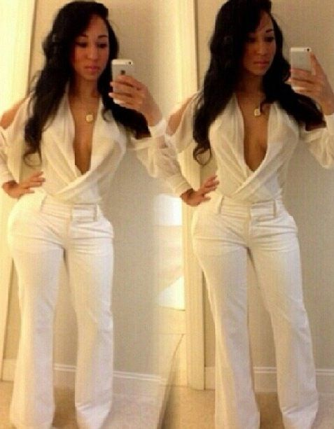 1000  images about White Party Outfit on Pinterest  Cute white ...