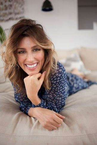 Jennifer Esposito, of NCIS, I would love you to let me design you a pair of Roberta Gail Originals!  xo