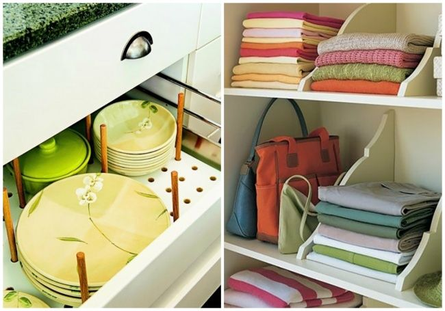 15Ways toStore Things atHome That Show There's aPlace for Everything