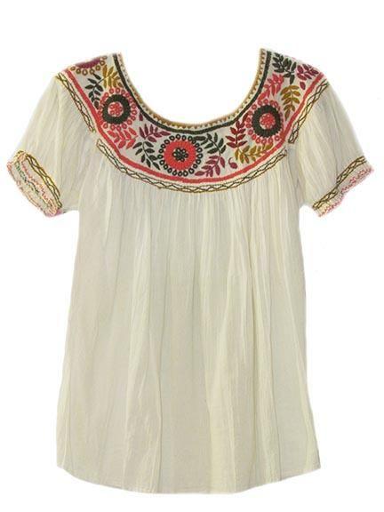 Camisa/ Blusa mexicana