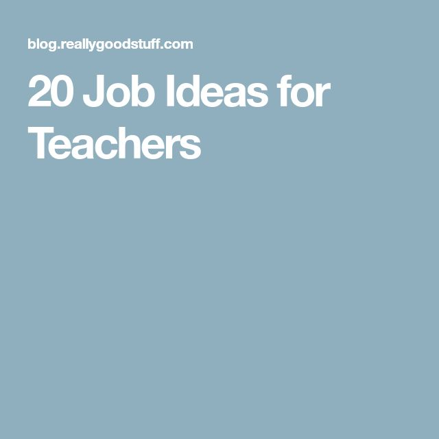 Best 25+ Alternative jobs for teachers ideas on Pinterest Jobs - powerschool administrator sample resume