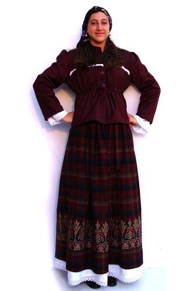 Μικράς Ασίας - Ερυθραίας # Σωκράτους Παραδοσιακές Φορεσιές ...
