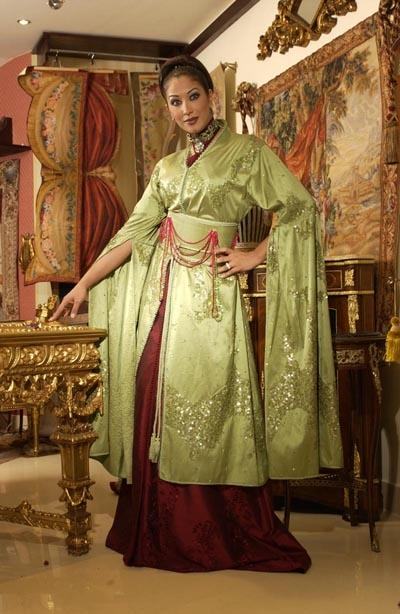 Moroccan Clothing Style Women | CAFTAN | Pinterest
