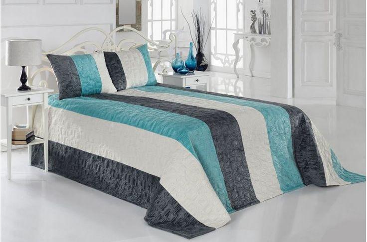 Yatak Odanıza Tarz Katacak Özel Yatak Örtüleri - http://www.dekorvedekor.net/yatak-odaniza-tarz-katacak-ozel-yatak-ortuleri/