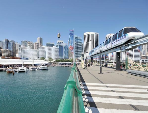 Sydney, la capitale économique de l'Australie (© Getty Images)