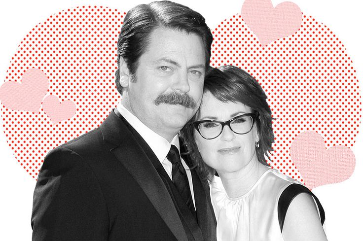 The History of Nick Offerman and Megan Mullally's Awesome Marriage