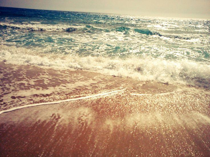 #waves #kefalonia #beach