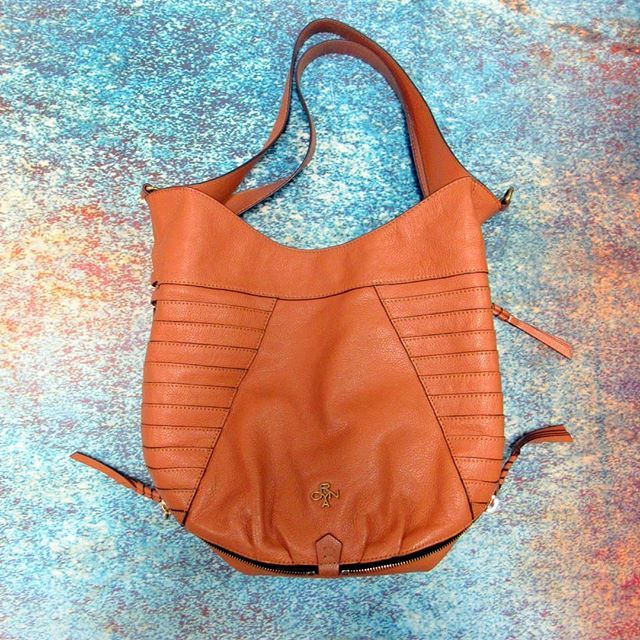 Pairs great with any outfit! NEW brown Oryany Isabella Hobo retails $166 OUR PRICE $95! .  .  Shop with us thru Sunday March 11 and play Beach Party BINGO!  As you as you get BINGO you can save $25 off a purchase of $50!  .  .  Gotta have it? Stop in!! Location: 785 W Sproul Road  We do phone orders!! Call: 610-455-1500 Hours: Sat: 10-8 Sun: 12-6  Free Delivery to West Chester and East Norriton Clothes Mentor stores We Ship to Your Home!  #smallbiz #shopsmall