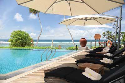 Seychelles Beach Resort – Double Tree by Hilton Seychelles fr. £1,500pp