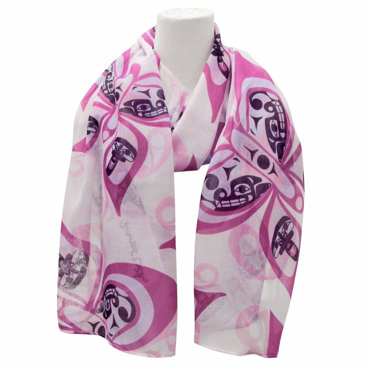 Francis Dick Celebration of Life Artist Scarf - Available Mar 2017