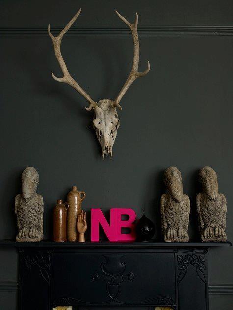 La puissance de l'asymétrie dans les décorations   – House