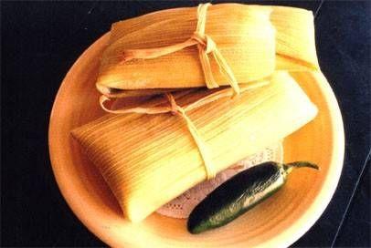 Tamales (Z. Amerika) recept | Smulweb.nl