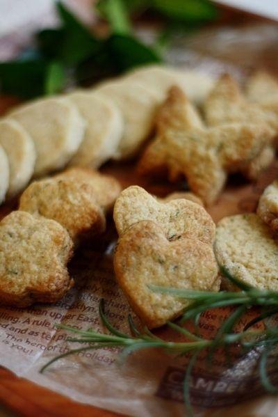 ローズマリークッキー by yuさん | レシピブログ - 料理ブログのレシピ ...