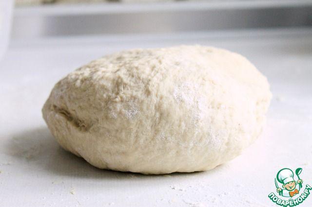 Тесто для пиццы, итальянский рецепт