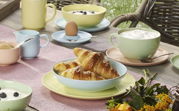 Die Serie Trendmix Pastell - Friesland Porzellan ...hol ich mir nach Hause!