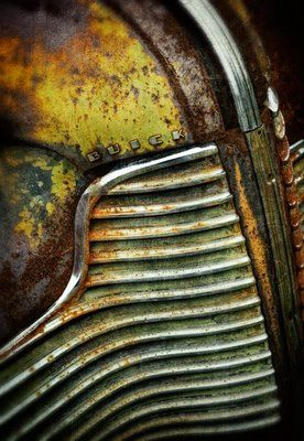 decaying Buick