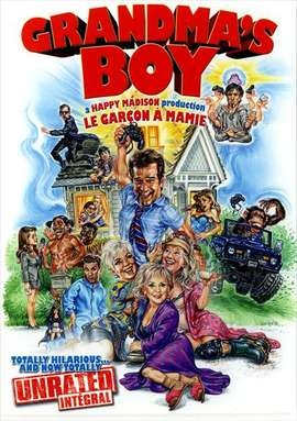 Grandmas Boy: Grandmas Boy, Books Movies Music Tv, Books Tv Movies, Movie S, Favorite Movies, Boys, Favorite Films, Books Movies Tv