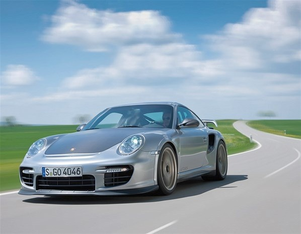 Porsche 911 GT2 RS – 3,5 segundos (© Porsche)