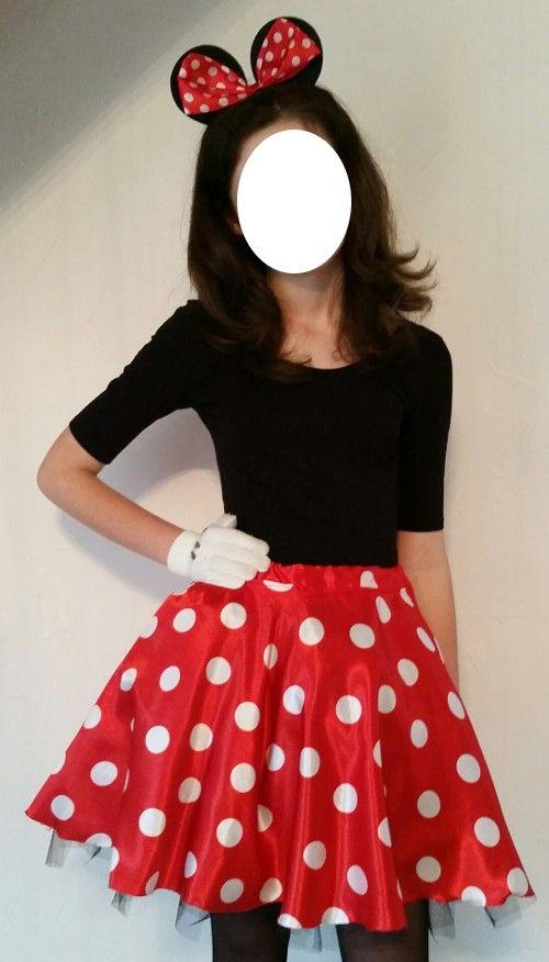 Costume déguisement Minnie Mouse