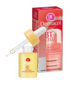 Povzbuzující aromaterapie s liftingovým učinkem okamžitě vyhlazuje jemné vrásky a již první den po aplikaci znatelně redukuje hloubku vrásek o 20 %* a jejich povrch o 36 %* #DermacolCZSK #Dermacol #BTCell #liftingaromatherapy #DermacolOfficial | http://www.dermacol.cz/produkt/bt-cell-lifting-aromatherapy-1/