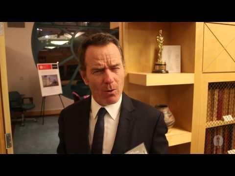 Bryan Cranston's Advice to Aspiring Actors - YouTube