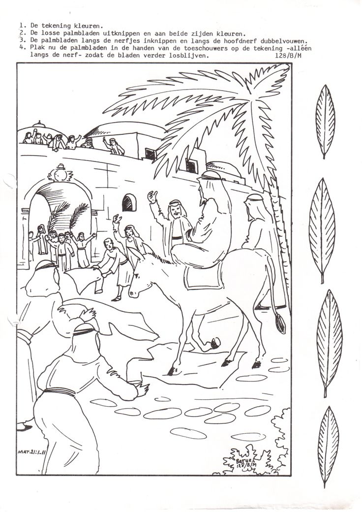 1000 images about bible palm sunday on pinterest maze easter story and colouring pages