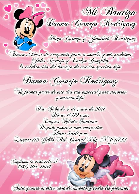 11-Bonitas-invitaciones-para-bautizo-de-Mickey-Mouse-4.png (462×647)