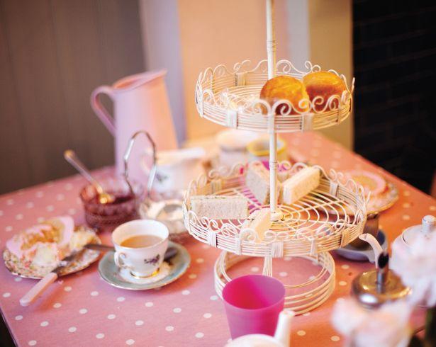 Afternoon Tea. So adorable!