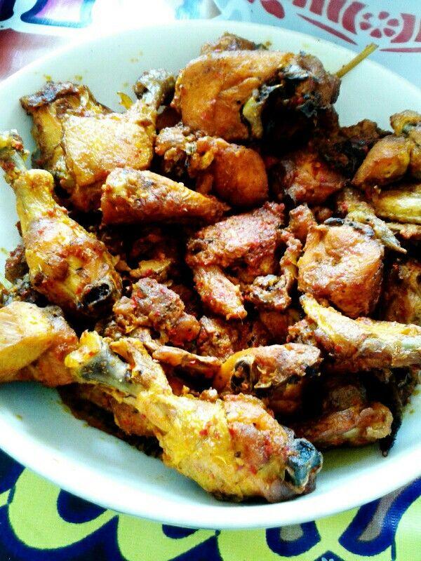 Ayam pedes