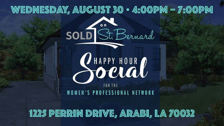 DON'T MISS IT!  This Wednesday, August 30 • 4:00pm – 7:00pm
