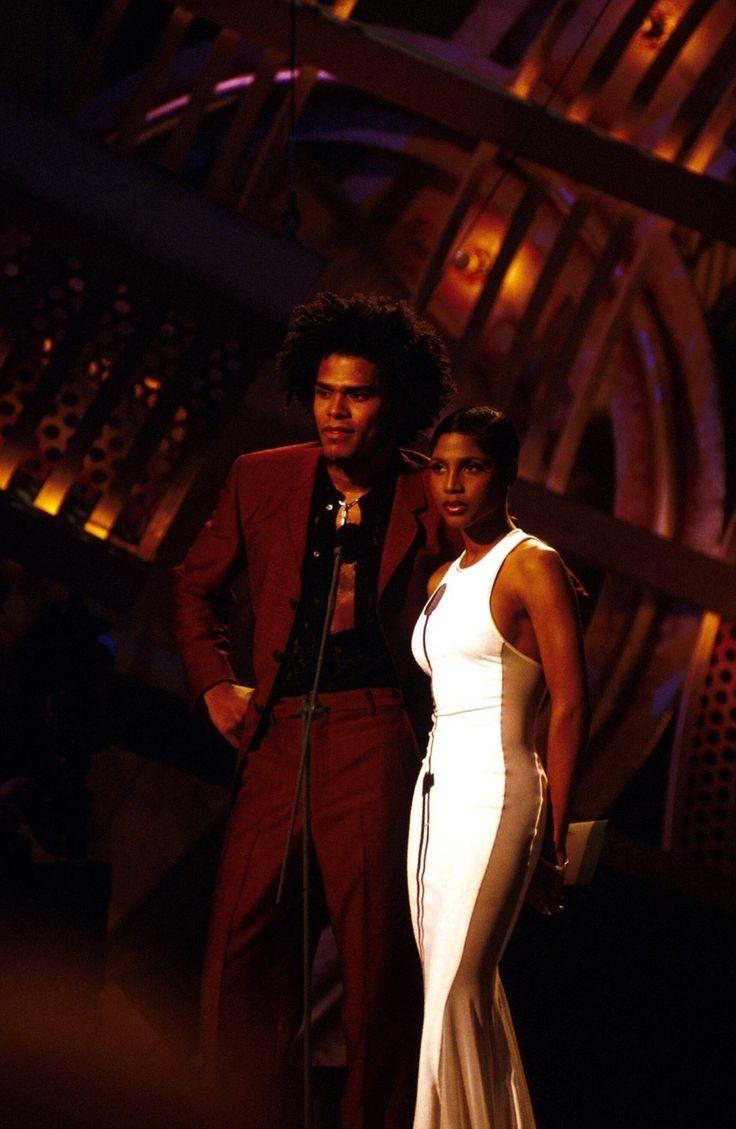 Maxwell & Toni Braxton