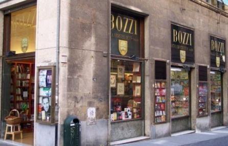 La Libreria Bozzi di Genova