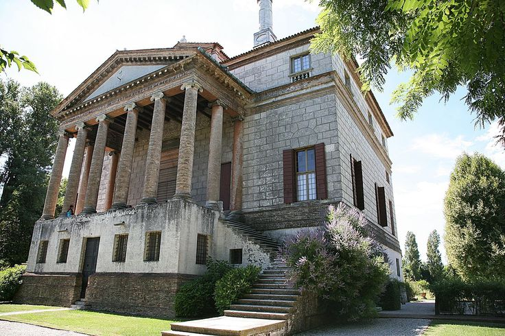 Andrea Palladio - Villa Foscari (detta La Malcontenta)