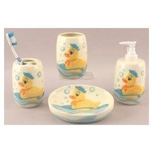 Duck Bathroom Set