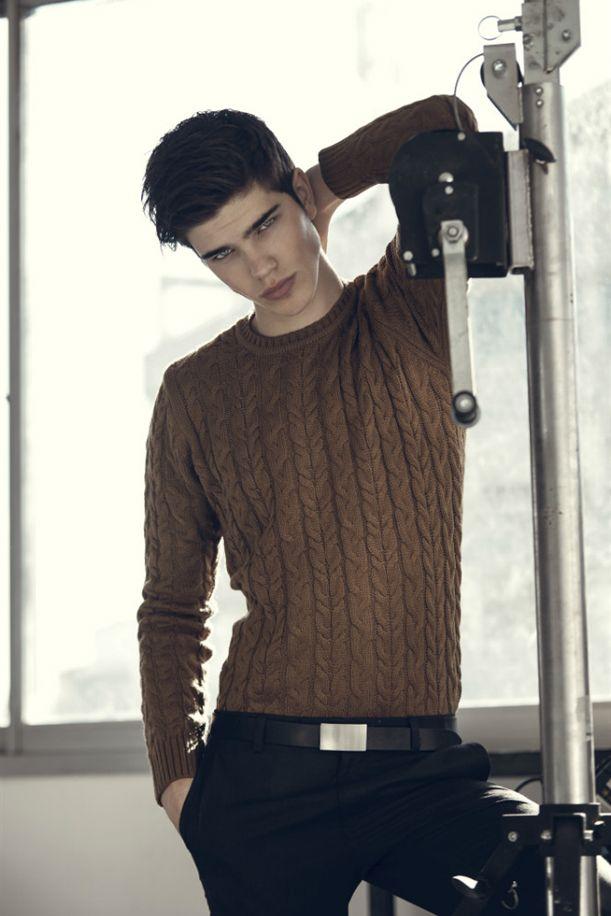 Sam Steele [male models popular facebook twitter google+ instagram]