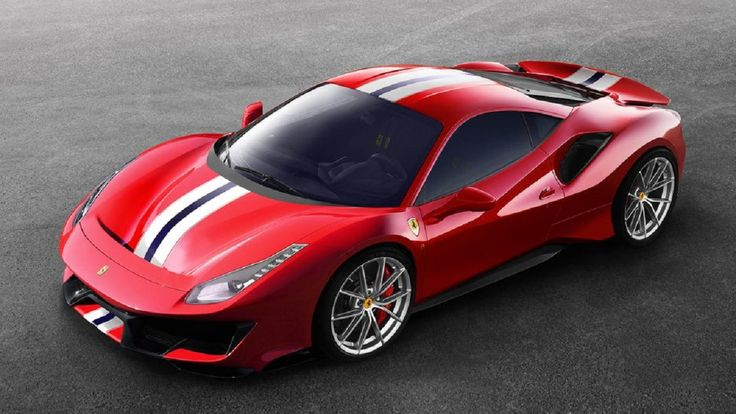 Ferrari 488 Pista nominata Supercar of the Year 2019 da Top Gear