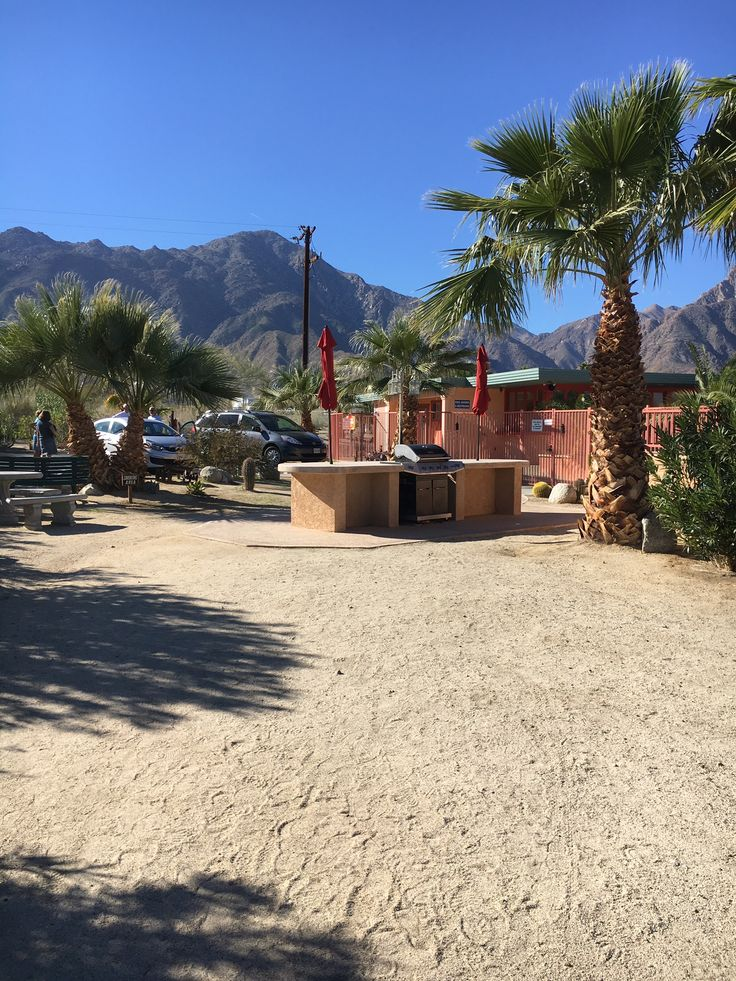 Borrego Holiday Homes Campground