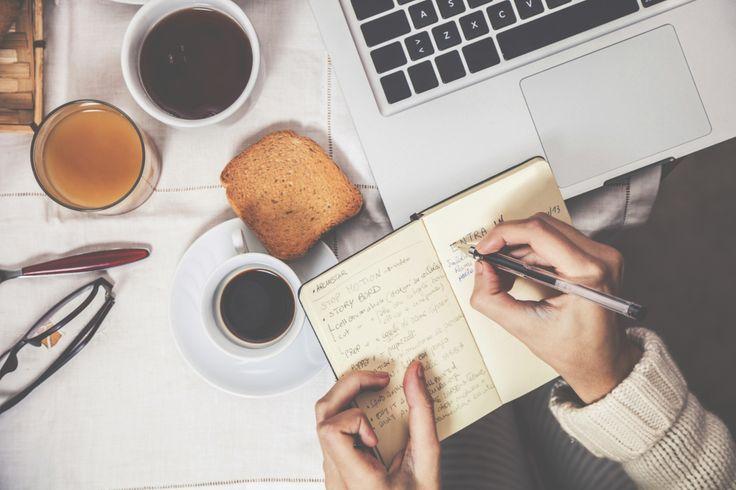 Ezért érdemes naplót vezetned a diétádról // Why You Should Have A Food Journal