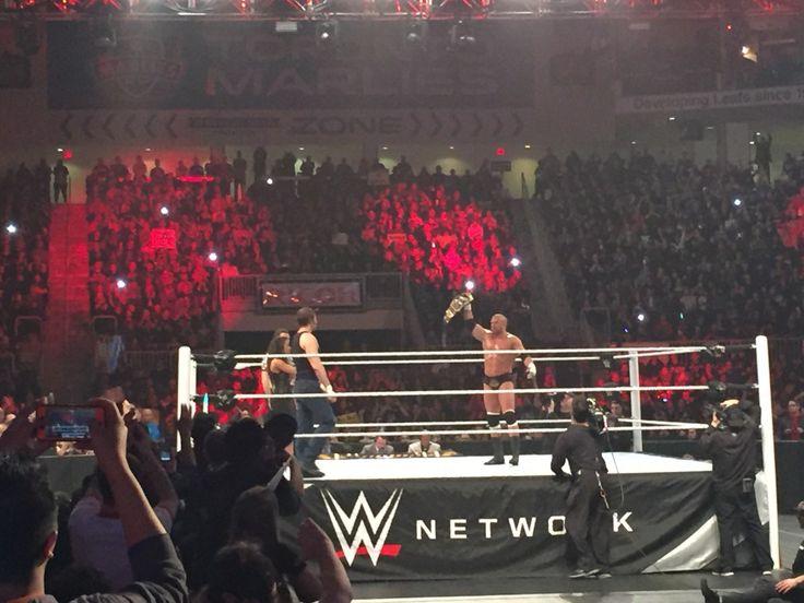 STEVE AUSTIN PRAISES DEAN AMBROSE AFTER LOSS AT WWE ROADBLOCK