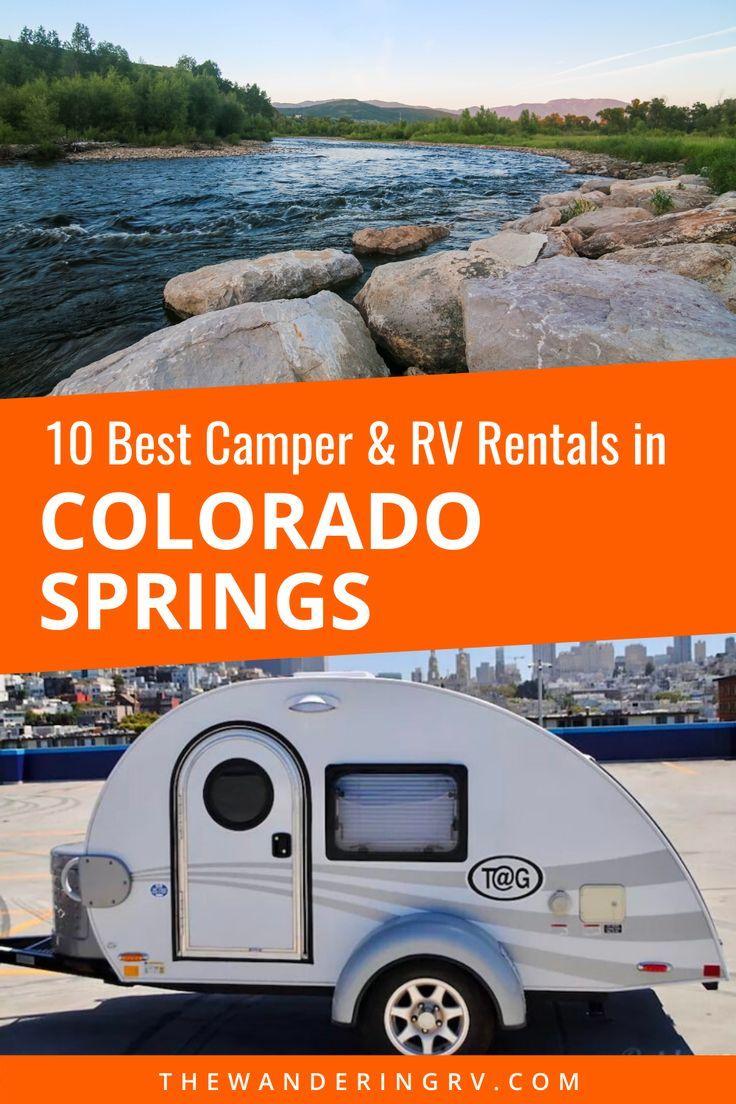 10 Best Camper & RV Rentals in Colorado Springs in 2020