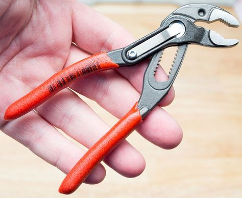 These mini Knipex Pliers Wrench and Cobra pliers might be small, but they're very useful and perfectly sized for an EDC or compact tool kit.