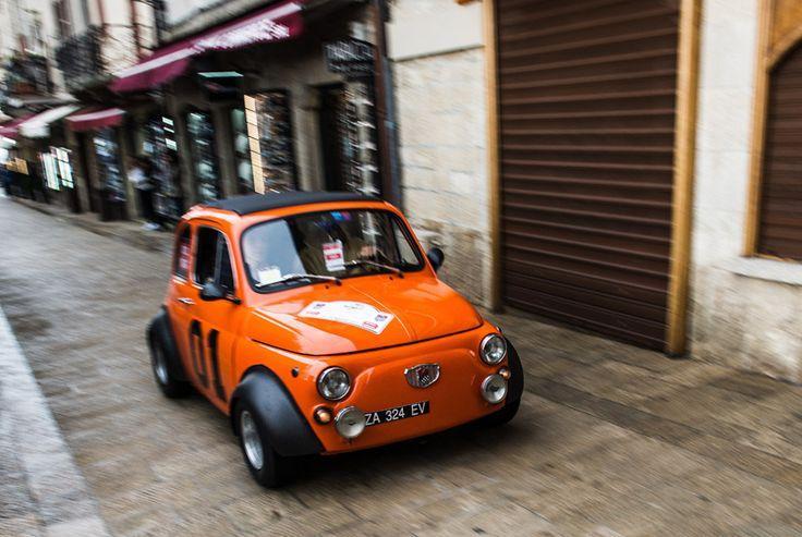 FIAT Abarth: The 2013 Mille Miglia « Gear Patrol